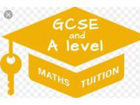 A Level and GCSE Maths Tuition