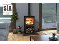 HENLEY STOVES AT FOYLESIDE PLUMBING SUPPLIES! WOOD, MULTIFUEL, PELLET - STYLES TO SUIT EVERY HOME!