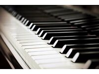 Piano Tuition (first lesson free); Glasgow City Centre/Metropolitan Area