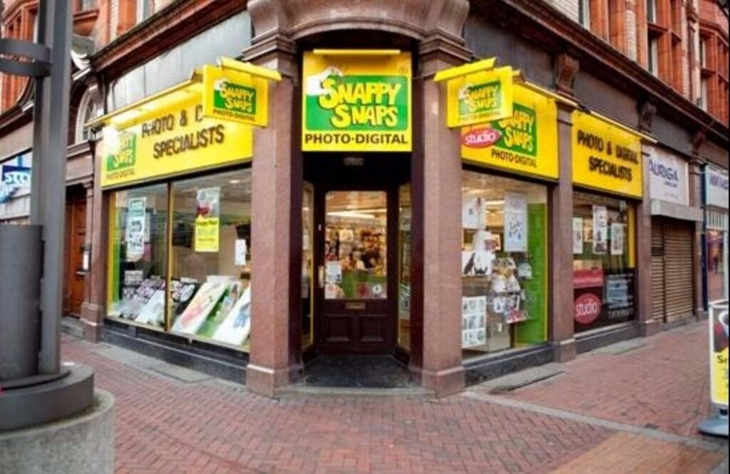 Full Time / Part Time Photographic retail Sales Assistant