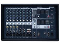 Yamaha EMX312S Powered Mixer Amp 600 Watts
