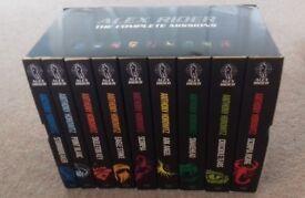 Complete set of Alex Rider books