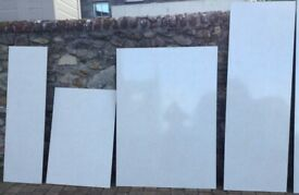Sheets of used Bathroom Wet Wall - 7 ply 11mm thick