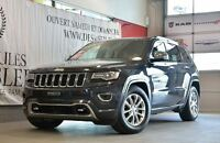 2014 Jeep Grand Cherokee Overland EXCELLENT ÉTAT LUXUEUX