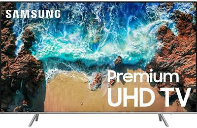 Samsung Un82nu8000 2018 82  Smart Led 4K Ultra Hd Tv With Hdr