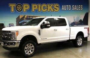 2017 Ford F-250 Lariat, Loaded Diesel, One Owner!