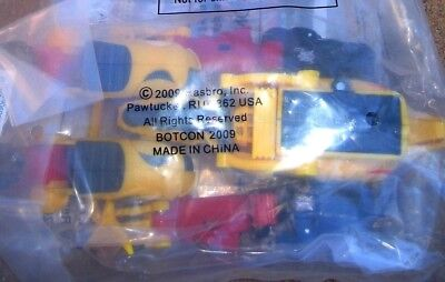 2 NEW ITEMS ✰ TRANSFORMERS BOTCON 2009 ANNIVERSARY RAZORCLAW  MISB - Transformers Items