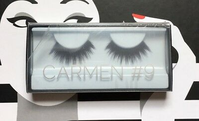 Huda Beauty - CARMEN #9 Classic Lash Eye Lashes 100% GENUINE!