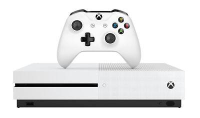 Microsoft Xbox One S 1TB White Console 4K & Controller (Model 1681)™