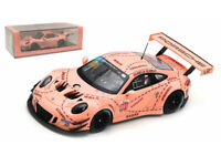 Porsche 991 911 rsr gte 24h le mans 2018 # 92 Pink Pig 1:43 Spark 7033 nuevo