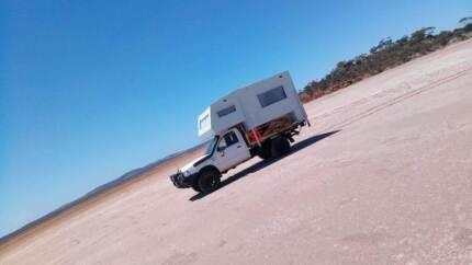 4wd camper
