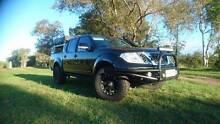 2012 D40 Nissan Navara Ute Mackay Mackay City Preview