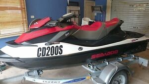 Sea-Doo GTX IS 215 Supercharged Jet ski Adelaide CBD Adelaide City Preview