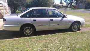 VS COMMODORE EQUIPE V6 AUTOMATIC SEDAN 6 Months Rego with Rwc Brassall Ipswich City Preview