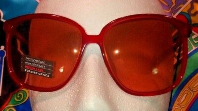 Serengeti Fahrer Sonnenbrille Modell #6226L Hergestellt in Italien. Rare Vintage