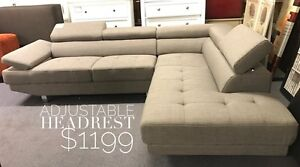 JANUARY CLEARANCE BRAND NEW SOFAS ON SALE - 70% OFF RETAIL!! Eastern Suburbs Preview