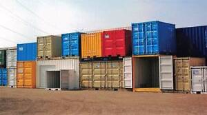 SEA (SHIPPING) CONTAINER SERVICES - MODIFICATIONS, HIRE, STORAGE Midland Swan Area Preview