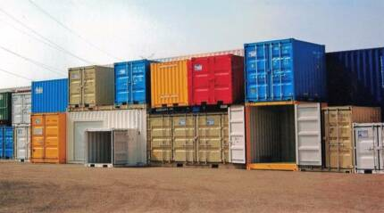 SEA (SHIPPING) CONTAINER SERVICES -  SALES, HIRE, MODS, STORAGE