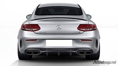 Diesel-Tuning für Mercedes AMG C63
