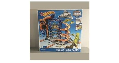 NEW! Hot Wheels Super Ultimate Garage Playset Play Set Toy Mega Car Vehicle Park