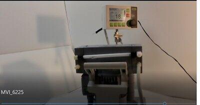 Heidolph Vacuum Pumps Rotavac Valve Control Teflon Diaphragms Video Included
