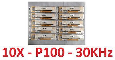 Dental Cavitron Ultrasonic 30khz Insert Sli- P100 Slim Series Tip 10pack Bonart