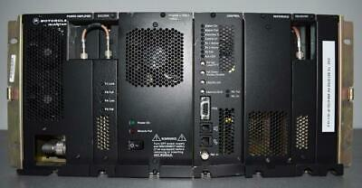 Motorola Quantar 900mhz 100 Watt Repeater W High Stability Reference Nice