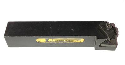 Nice Kennametal Nsl-166d 1 Shank Top Notch Insert Indexable Tool Holder