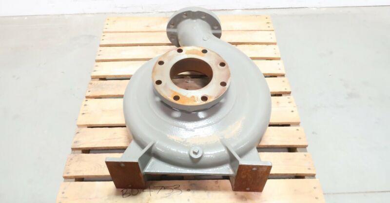 Flowserve 60342102 5x6 Iron Centrifugal Pump Casing