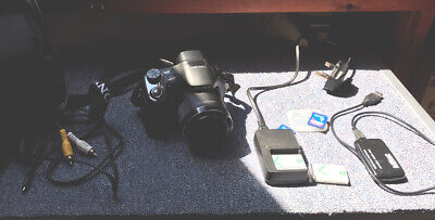 Sony Cybershot DSC-H400 20.1MP Digital Camera,ZOOM 63x Optical, 126x Digital