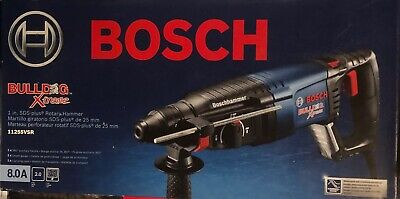 Brand New Bosch Bulldog Xtreme 1 Sds-plus Rotary Hammer 11255vsr Free Shipping