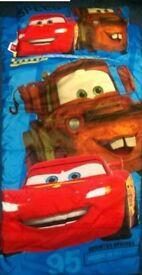 Disney Cars Sleeping bag set
