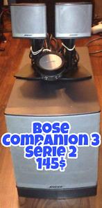 Bose Companion 3 Série 2