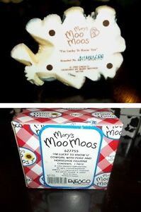 Cowtown or Mary's Moo Moos Figurines London Ontario image 8