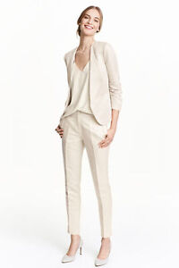 Tailleur pantalon en soie -Silk trouser suit, Paris, France
