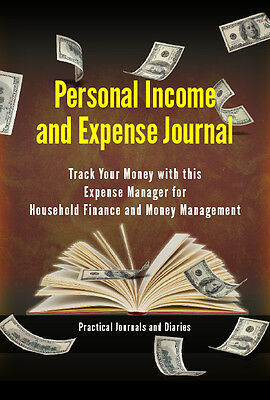 New Personal Income And Expense Journal - Track Your Money Finance Management