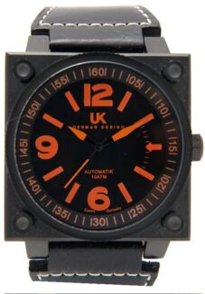 Men's Uhr-Kraft Helicop I Automatic German Design Watch Paddington Eastern Suburbs Preview