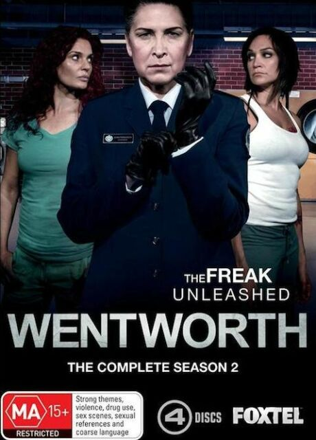 Wentworth Complete SEASON 2 : NEW DVD