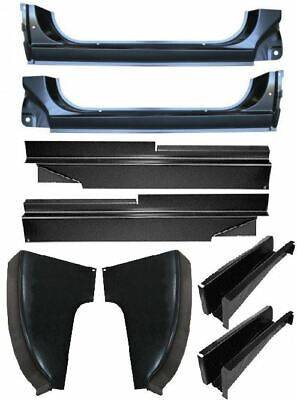 73-87 Chevy/GMC Truck LH & RH Side Cab Corners, Mounts & Rocker Patch Panels Chevy Truck Cab Mounts