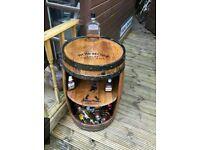 Oak Whisky Barrel Chiller