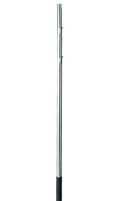 Heath Bird Feeder Galvinized Steel Gourd Pole 15Ft