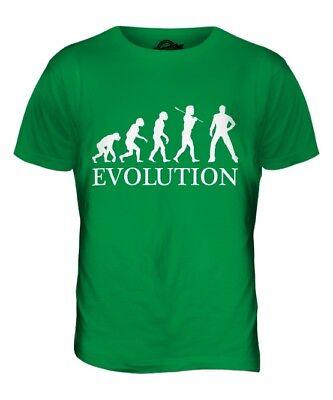 DISCO DANCER EVOLUTION OF MAN MENS T-SHIRT TEE TOP GIFT - Mens Disco Clothing