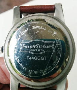 Vintage Watch FIELD AND STREAM (Pierrefonds) West Island Greater Montréal image 3