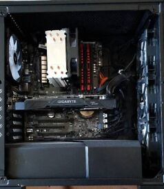 High Quality Gaming PC Parts Bundle - Z97, 4690k, 16gb ram etc