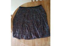 Jigsaw size 10 skirt