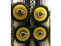 Pioneer speakers 13cm TS-E1396