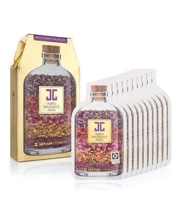 JAYJUN Purple Fragrance Mask Pack of 10* 25ml - Made in Korea