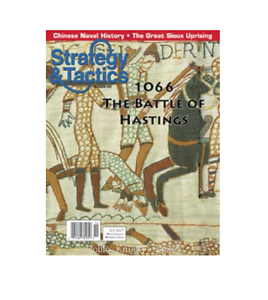 Strategy-amp-Tactics-240-w-1066-The-Battle-of-Hastings-NEW