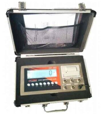 Optima Op-903 Scale Weight Indicator W Printer Portable Truck Scale New