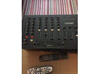 Citronic CDM10;4 MK4 DJ MIXER FULL WORKING ORDER